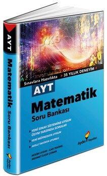 Aydın Yayınları AYT Matematik Soru Bankası