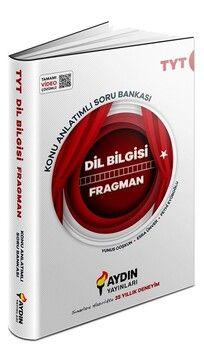 Aydın Yayınları TYT Dil Bilgisi Soru Bankası