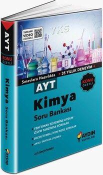 Aydın Yayınları AYT Kimya Konu Özetli Soru Bankası