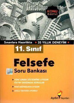Aydın Yayınları 11. Sınıf Felsefe Konu Özetli Soru Bankası