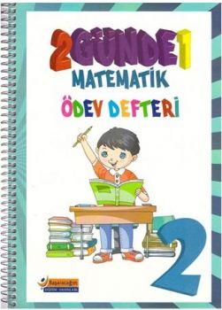 Başaracağım Yayınları 2. Sınıf Matematik Ödev Defteri