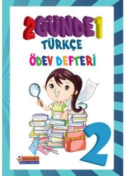 Başaracağım Yayınları 2. Sınıf Türkçe Ödev Defteri