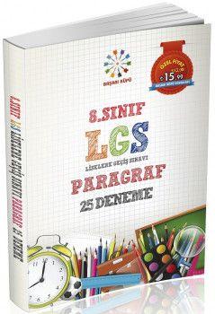 Başarı Küpü 8. Sınıf LGS Paragraf 25 Deneme