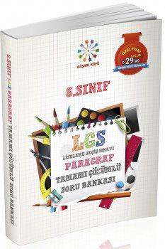 Başarı Küpü 8. Sınıf LGS Paragraf Tamamı Çözümlü Soru Bankası