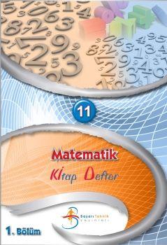 Başarı Teknik Yayınları 11. Sınıf Matematik Kitap Defter 1. Bölüm