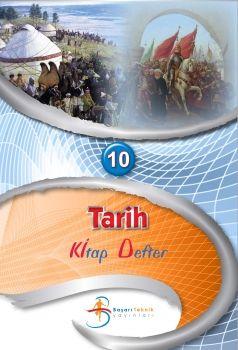 Başarı Teknik Yayınları 10. Sınıf Tarih Kitap Defter