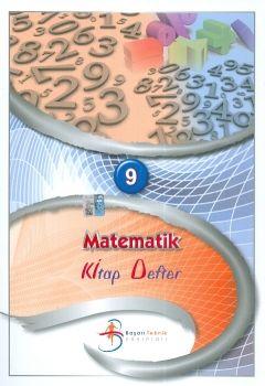 Başarı Teknik Yayınları 9. Sınıf Matematik Kitap Defter