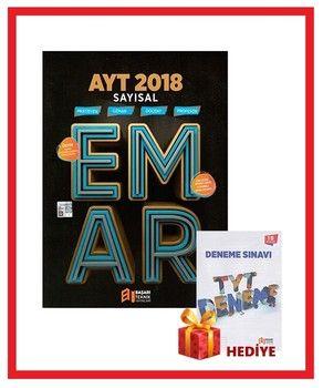 Başarı Teknik Yayınları AYT Sayısal EMAR 2018 Çıkmış Sorular ve Soru Bankası Hediyeli