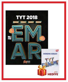 Başarı Teknik Yayınları TYT EMAR 2018 Çıkmış Sorular ve Soru Bankası Hediyeli