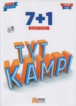 Başarı Teknik Yayınları TYT Sayısal 7 + 1 Kampı