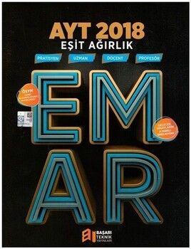 Başarı Teknik Yayınları AYT Eşit Ağırlık EMAR Çıkmış Sorular ve Soru Bankası
