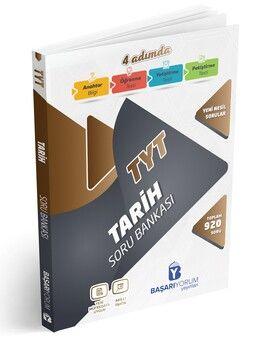 Başarıyorum Yayınları TYT Tarih 4 Adımda Soru Bankası