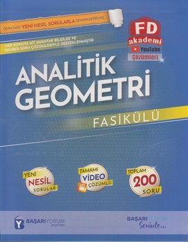 Başarıyorum Yayınları Analitik Geometri Fasikülü