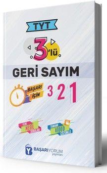Başarıyorum Yayınları TYT 3 lü Geri Sayım Denemesi