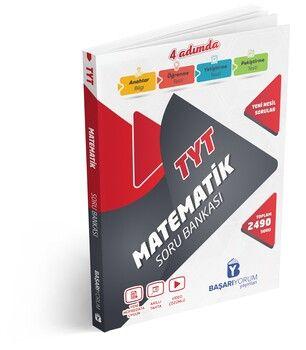 Başarıyorum Yayınları TYT Matematik 4 Adımda Soru Bankası