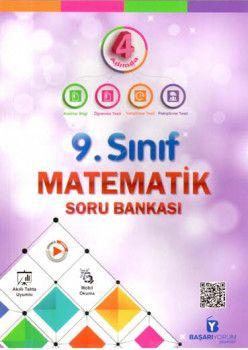 Başarıyorum Yayınları 9. Sınıf 4 Adımda Matematik Soru Bankası