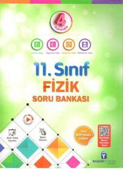 Başarıyorum Yayınları 11. Sınıf 4 Adımda Fizik Soru Bankası