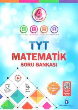 Başarıyorum Yayınları TYT  4 Adımda Matematik Soru Bankası