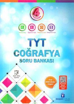 Başarıyorum Yayınları TYT  4 Adımda Coğrafya Soru Bankası