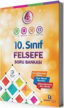Başarıyorum Yayınları 10. Sınıf Felsefe 4 Adımda Soru Bankası
