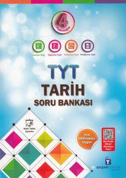 Başarıyorum Yayınları TYT 4 Adımda Tarih Soru Bankası