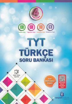 Başarıyorum Yayınları TYT 4 Adımda Türkçe Soru Bankası