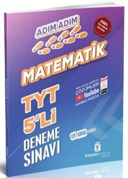 Başarıyorum Yayınları TYT Matematik Adım Adım 5 li Deneme Sınavı
