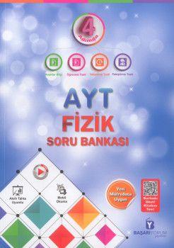 Başarıyorum Yayınları AYT Fizik 4 Adımda Soru Bankası