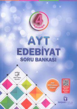 Başarıyorum Yayınları AYT Edebiyat 4 Adımda Soru Bankası
