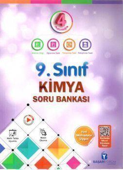 Başarıyorum Yayınları 9. Sınıf 4 Adımda Kimya Soru Bankası