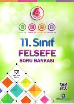 Başarıyorum Yayınları 11. Sınıf 4 Adımda Felsefe Soru Bankası