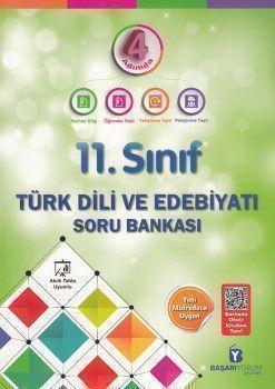 Başarıyorum Yayınları 11. Sınıf 4 Adımda Türk Dili ve Edebiyatı Soru Bankası