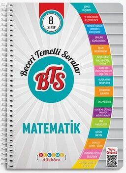Başat Yayınları 8. Sınıf Matematik BTS Deneme Dükkanı Soru Bankası