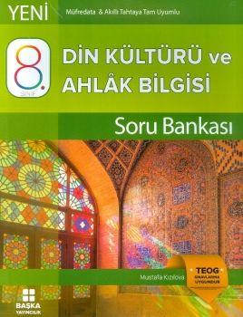 Başka Yayıncılık 8. Sınıf TEOG Din Kültürü ve Ahlak Bilgisi Soru Bankası