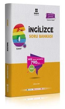 Başka Yayıncılık 6. Sınıf İngilizce Soru Bankası