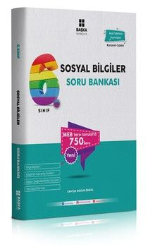 Başka Yayıncılık 6. Sınıf Sosyal Bilgiler Soru Bankası