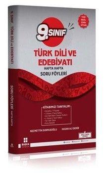 Başka Yayıncılık 9. Sınıf Türk Dili Ve Edebiyatı Konu Özetli Soru Föyleri