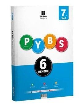 Başka Yayıncılık 7. Sınıf PYBS 6 Deneme