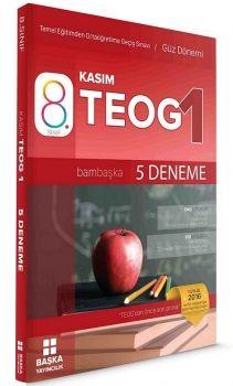 Başka Yayıncılık TEOG 1 Bambaşka 5 Deneme