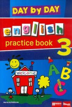 Başka Yayıncılık 3. Sınıf İngilizce Pratice Book Day By Day