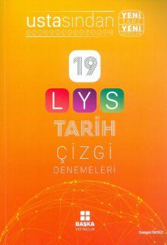Başka Yayıncılık LYS Tarih 19 Çizgi Denemeleri