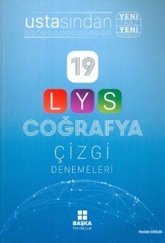 Başka Yayıncılık LYS Coğrafya 19 Çizgi Denemeleri