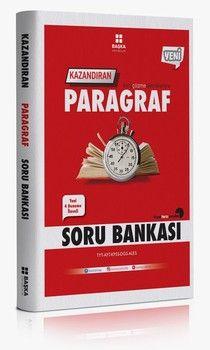 Başka Yayıncılık TYT AYT KPSS DGS ALES Kazandıran Paragraf Soru Bankası