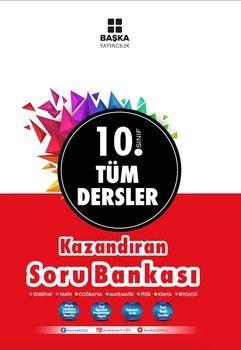 Başka Yayıncılık 10. Sınıf Tüm Dersler Soru Bankası