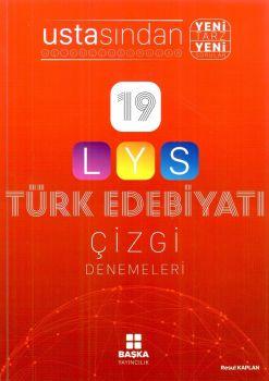 Başka Yayıncılık LYS Türk Dili ve Edebiyatı 19 Çizgi Denemeleri