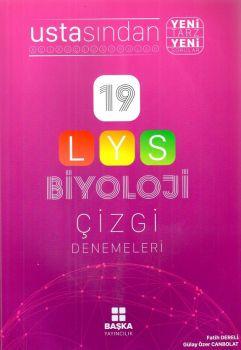 Başka Yayıncılık LYS Biyoloji Çizgi 19 Deneme