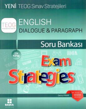 Başka Yayıncılık 8. Sınıf Exam Strategies Soru Bankası