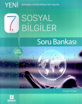 Başka Yayıncılık 7. Sınıf Sosyal Bilgiler Soru Bankası