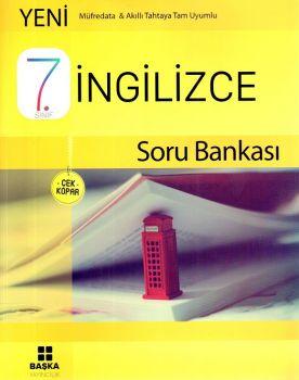 Başka Yayıncılık 7. Sınıf İngilizce Soru Bankası