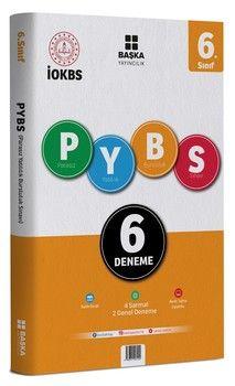 Başka Yayıncılık 6. Sınıf PYBS 6 Deneme